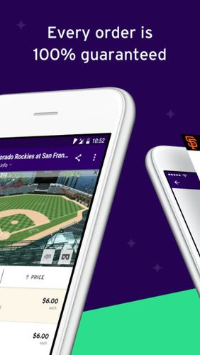 StubHub - Tickets to sports, concerts & events app for Android, download programs for phones and tablets for free.