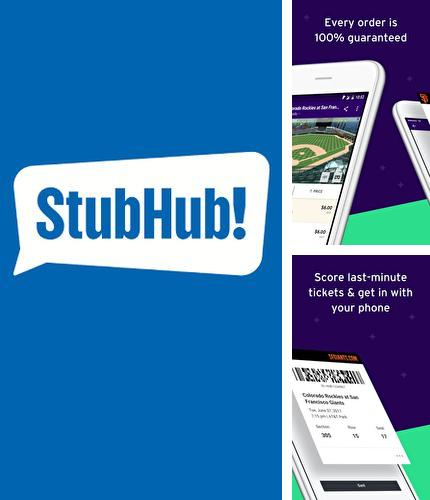除了8 minutes press Android程序可以下载StubHub - Tickets to sports, concerts & events的Andr​​oid手机或平板电脑是免费的。