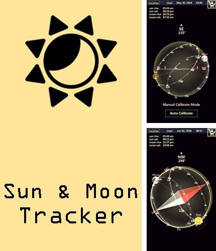 Besides Vizorg widget Android program you can download Sun & Moon tracker for Android phone or tablet for free.