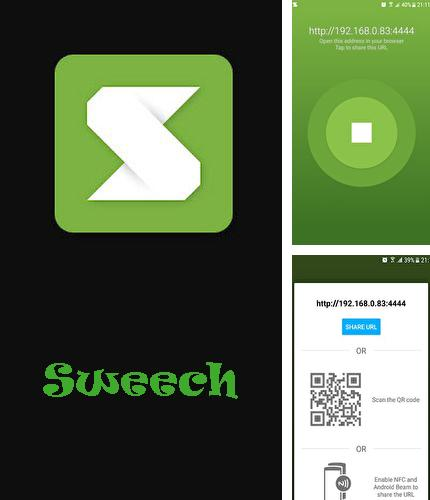 Descargar gratis Sweech - Wifi file transfer para Android. Apps para teléfonos y tabletas.