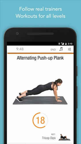 Sworkit: Personalized Workouts