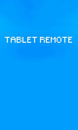 Tablet Remote