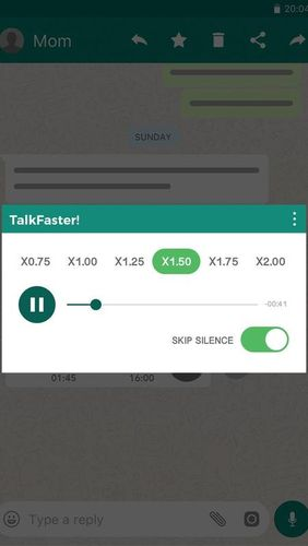Download TalkFaster! for Android for free. Apps for phones and tablets.