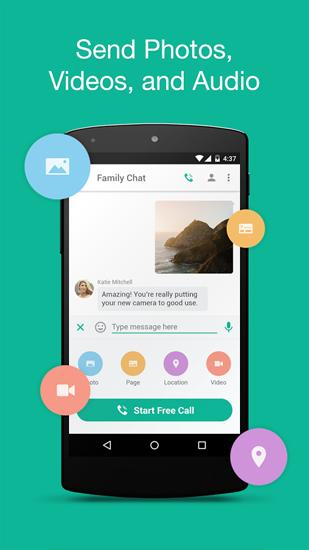 Talkray app for Android, download programs for phones and tablets for free.
