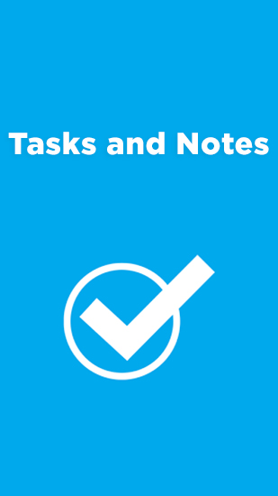 Tasks and Notes