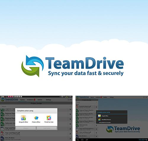 Download Team drive for Android phones and tablets.