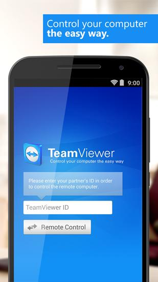 TeamViewer app for Android, download programs for phones and tablets for free.