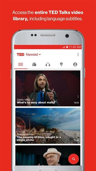 Download Ted for Android for free. Apps for phones and tablets.