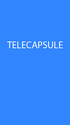 Telecapsule: Time Capsule
