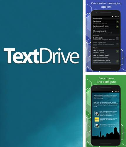 Descargar gratis Text Drive: No Texting While Driving para Android. Apps para teléfonos y tabletas.