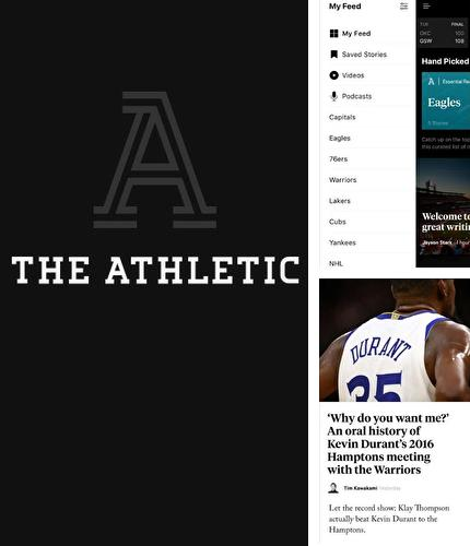 Descargar gratis The athletic para Android. Apps para teléfonos y tabletas.