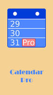 Download The calendar pro for Android - best program for phone and tablet.