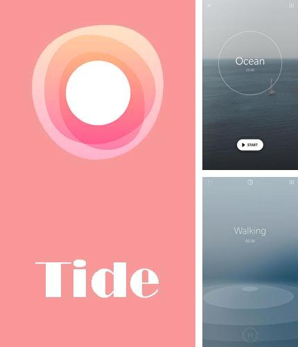 Descargar gratis Tide - Sleep sounds, focus timer, relax meditate para Android. Apps para teléfonos y tabletas.