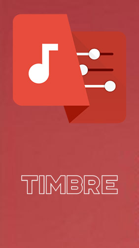 Timbre: Cut, join, convert mp3 video