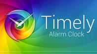 Download Timely alarm clock for Android - best program for phone and tablet.