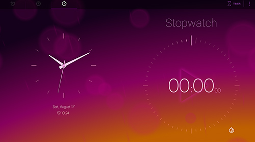 Download Timely alarm clock for Android for free. Apps for phones and tablets.