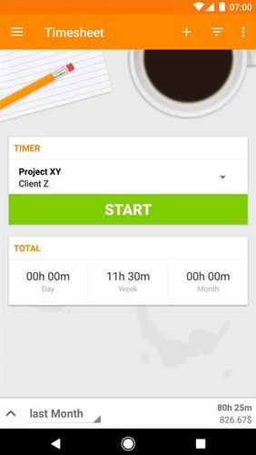 Download Timesheet - Time Tracker for Android for free. Apps for phones and tablets.