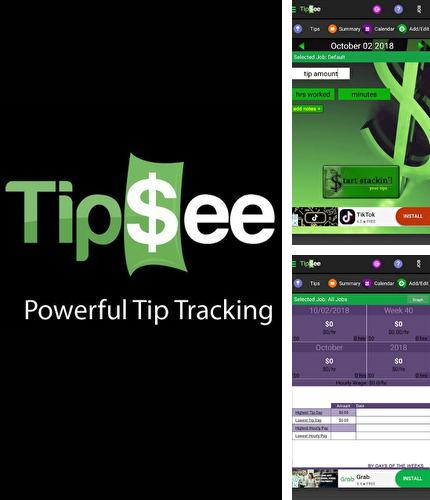 Download Tip tracker - TipSee free for Android phones and tablets.