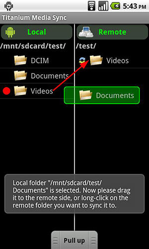 Download Titanium: Media sync for Android for free. Apps for phones and tablets.