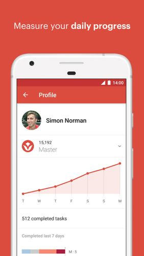 Todoist: To-do lists for task management & errands app for Android, download programs for phones and tablets for free.