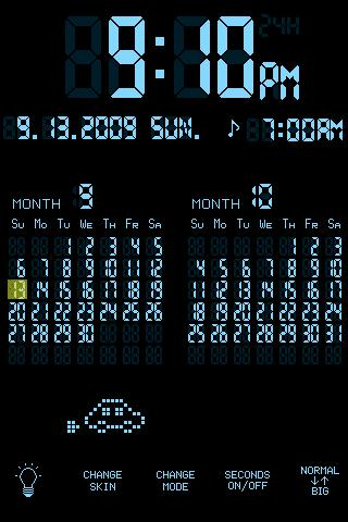 TokiClock: World Clock and Calendar app for Android, download programs for phones and tablets for free.