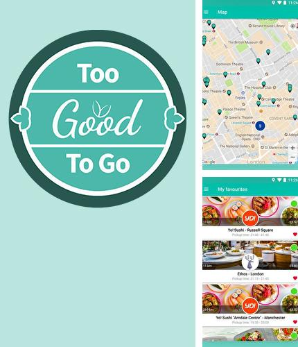 Baixar grátis Too good to go - Fight food waste, save great food apk para Android. Aplicativos para celulares e tablets.