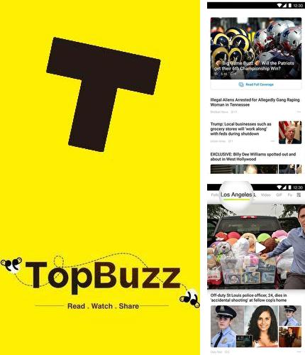 Besides SmartNews: Breaking news headlines Android program you can download TopBuzz: Breaking news - Local, national & more for Android phone or tablet for free.