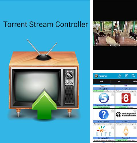 Download Torrent stream controller for Android phones and tablets.