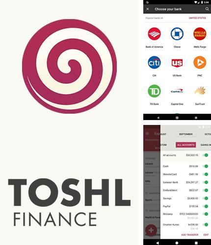 Descargar gratis Toshl finance - Personal budget & Expense tracker para Android. Apps para teléfonos y tabletas.