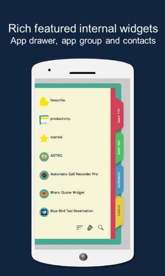 Total Launcher app for Android, download programs for phones and tablets for free.