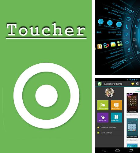 Besides QQ Contacts Android program you can download Toucher for Android phone or tablet for free.