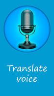 Download Translate voice for Android - best program for phone and tablet.