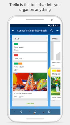 Download Trello for Android for free. Apps for phones and tablets.