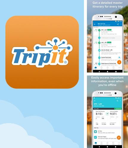 In addition to the game TripIt: Travel organizer for Android, you can download other free Android games for Irulu X1781.