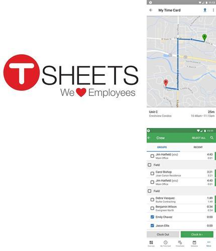 TSheets - Time tracker