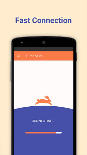 Turbo VPN app for Android, download programs for phones and tablets for free.