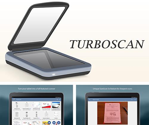 Download TurboScan: Document scanner for Android phones and tablets.
