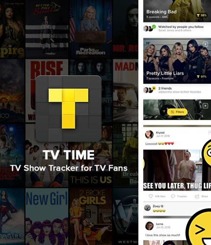 Download TV time - Track what you watch for Android phones and tablets.
