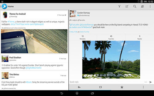 Download Tweetings for Android for free. Apps for phones and tablets.
