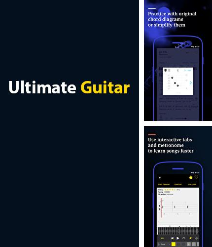 Descargar gratis Ultimate Guitar: Tabs and Chords para Android. Apps para teléfonos y tabletas.