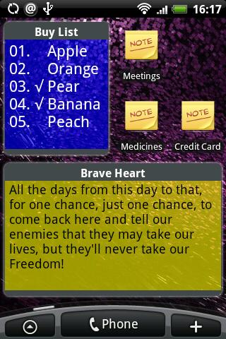Ultra Notes app for Android, download programs for phones and tablets for free.