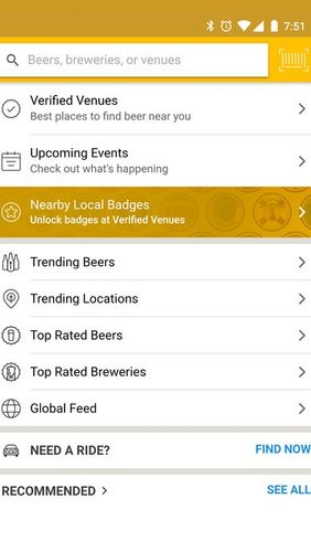 Download Untappd - Discover beer for Android for free. Apps for phones and tablets.