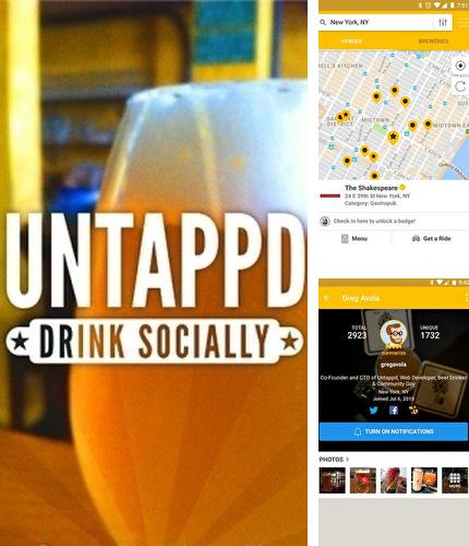 Download Untappd - Discover beer for Android phones and tablets.