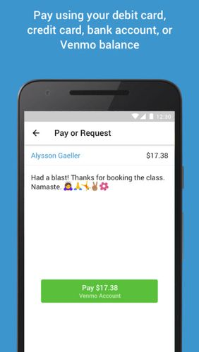Download Venmo: Send & receive money for Android for free. Apps for phones and tablets.
