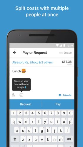 Venmo: Send & receive money app for Android, download programs for phones and tablets for free.