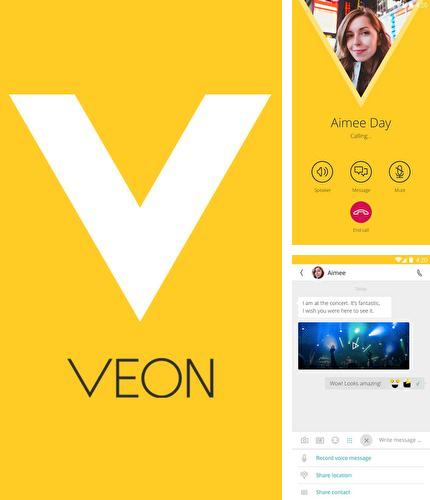 Besides Dodol keyboard Android program you can download VEON for Android phone or tablet for free.
