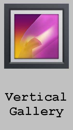 Vertical gallery