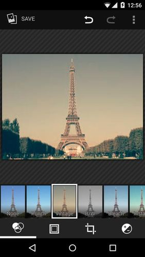 Vertical gallery app for Android, download programs for phones and tablets for free.