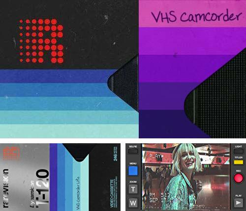 Besides Work log Android program you can download VHS camcorder lite for Android phone or tablet for free.
