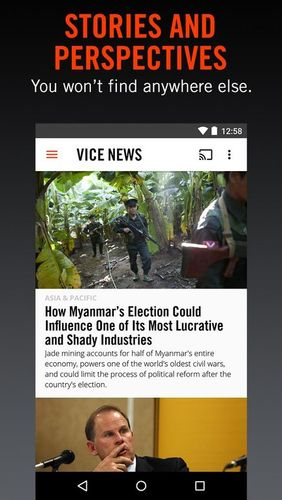 Download VICE news for Android for free. Apps for phones and tablets.